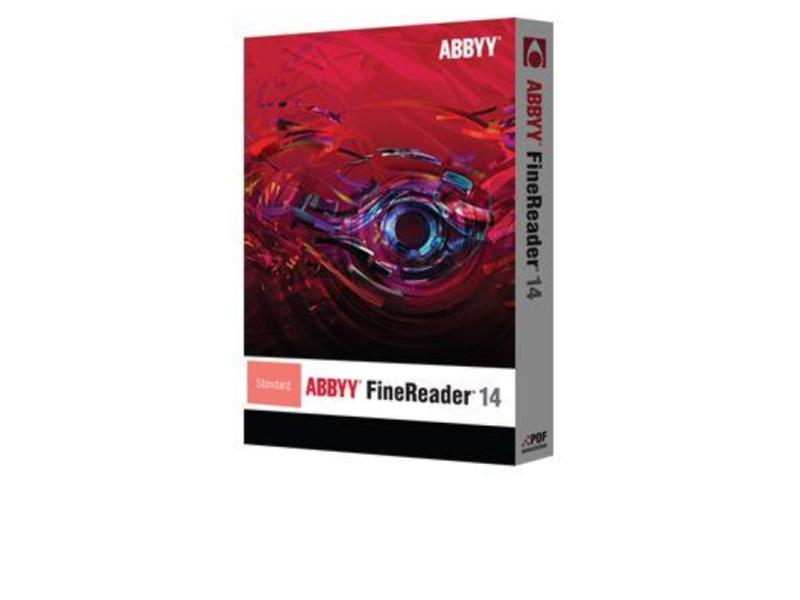 קנה ABBYY FineReader 14