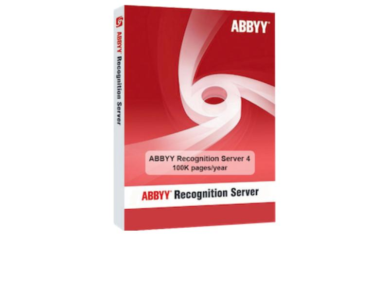 קנה ABBYY Recognition Server
